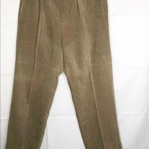 Polo ralph lauren mens cords pants 32x30 Andrew